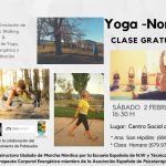 Cartel YOGA NORDIC